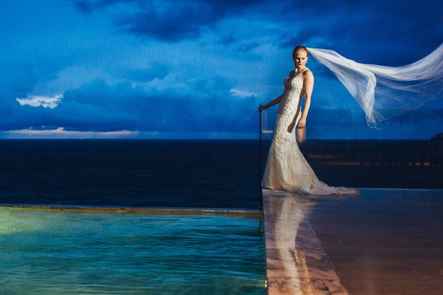 Professional Bridal Portraits Thailand by Liam Collard Photography