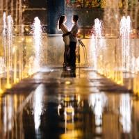 Pre wedding photoshoot Gap and Camilla in Bangkok