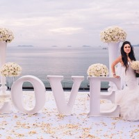 Shyam and Valerie's Wedding in Koh Samui, Thailand