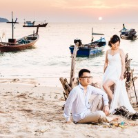 Engagement wedding photography Thailand