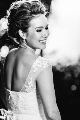 Professional bridal photography