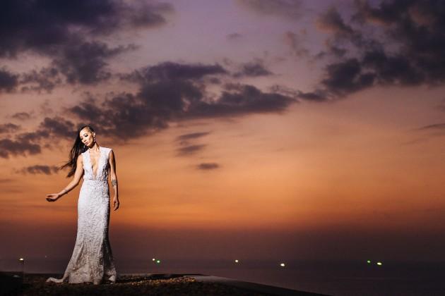 Professional bridal portraits Thailand