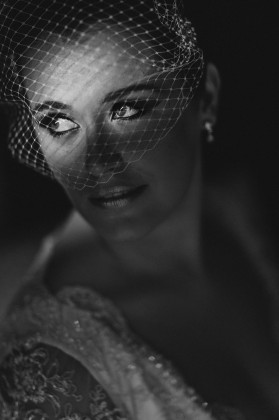 Professional Bridal Portraits by Liam Collard Photography