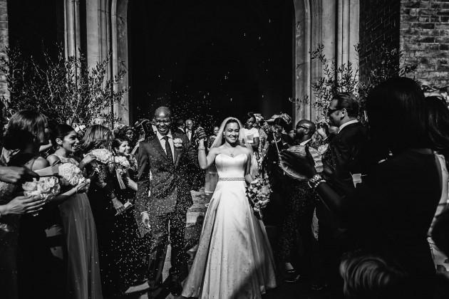 Wedding Kensington Palace London - Liam Collard Photography