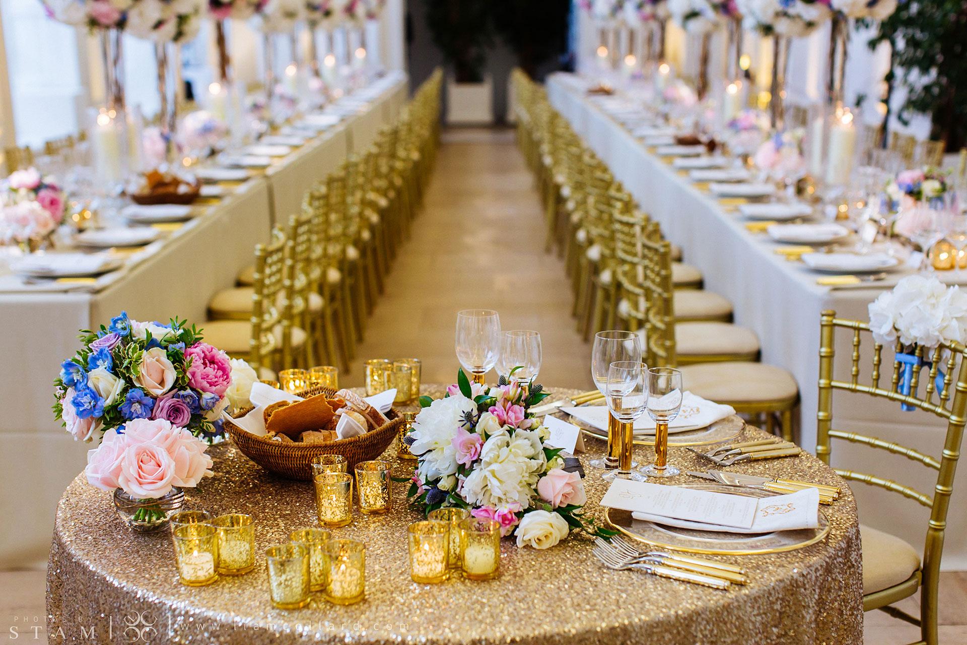 Glamorous London Wedding
