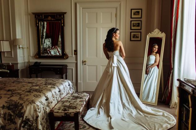 Bridal Portraits UK_Wedding Day Bridal Images
