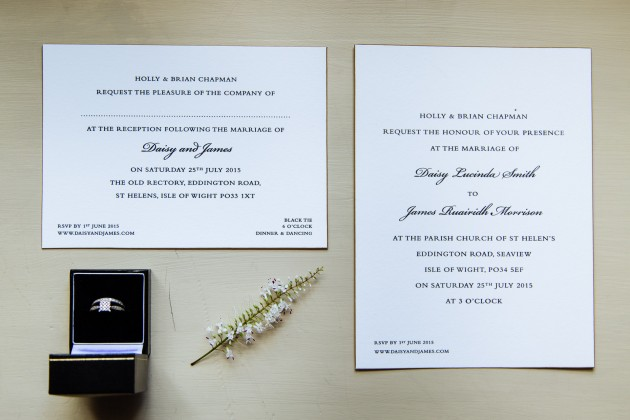 wedding details photography by Liam Collard Photography