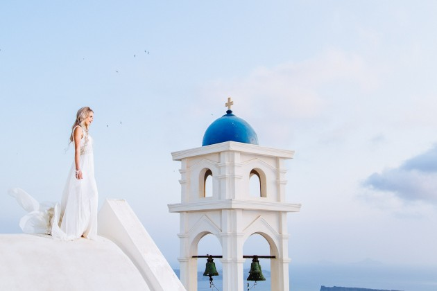 Bridal Portraits Greece_Wedding Day Bridal Images