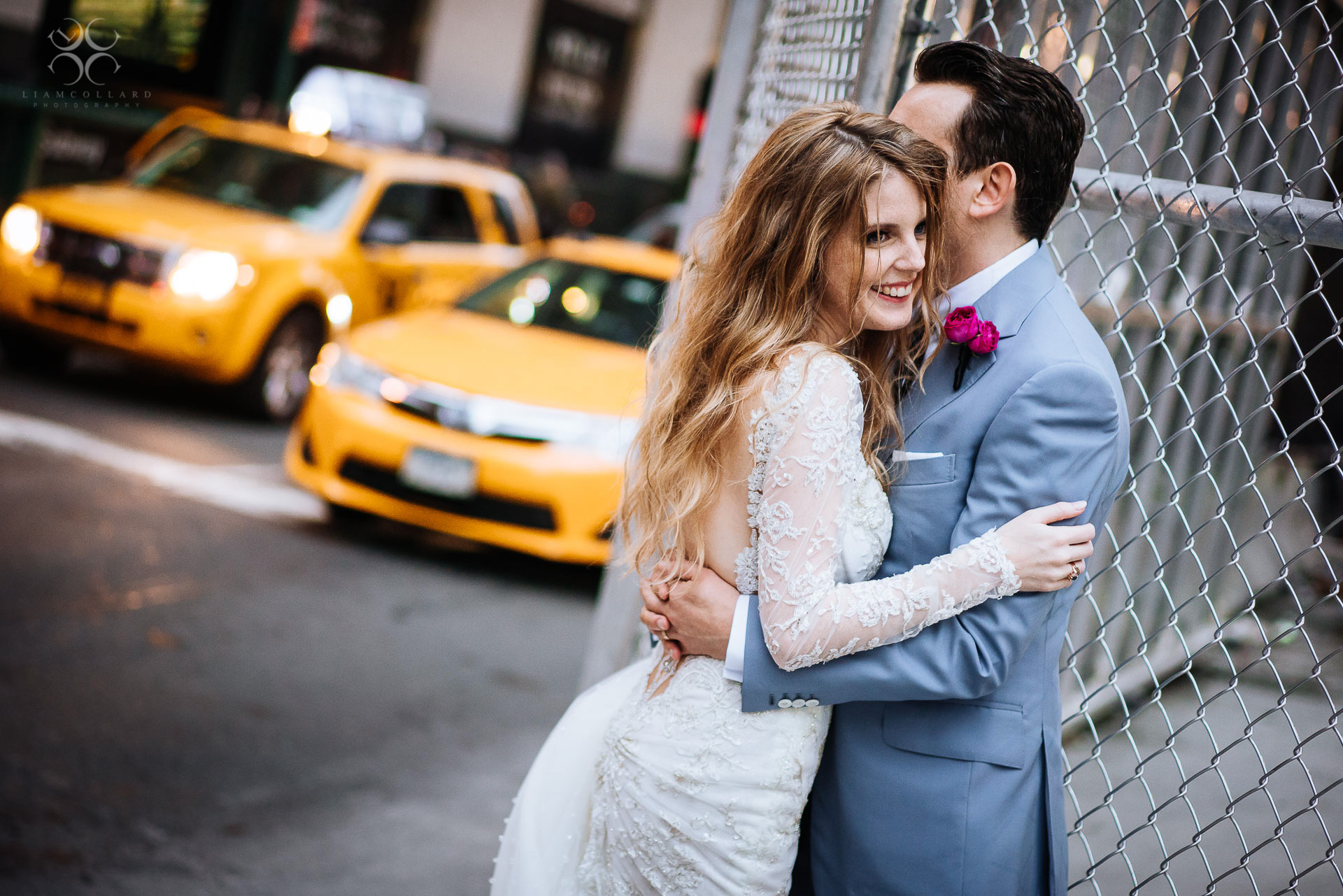 Ian and Cat's New York Wedding Photography 14