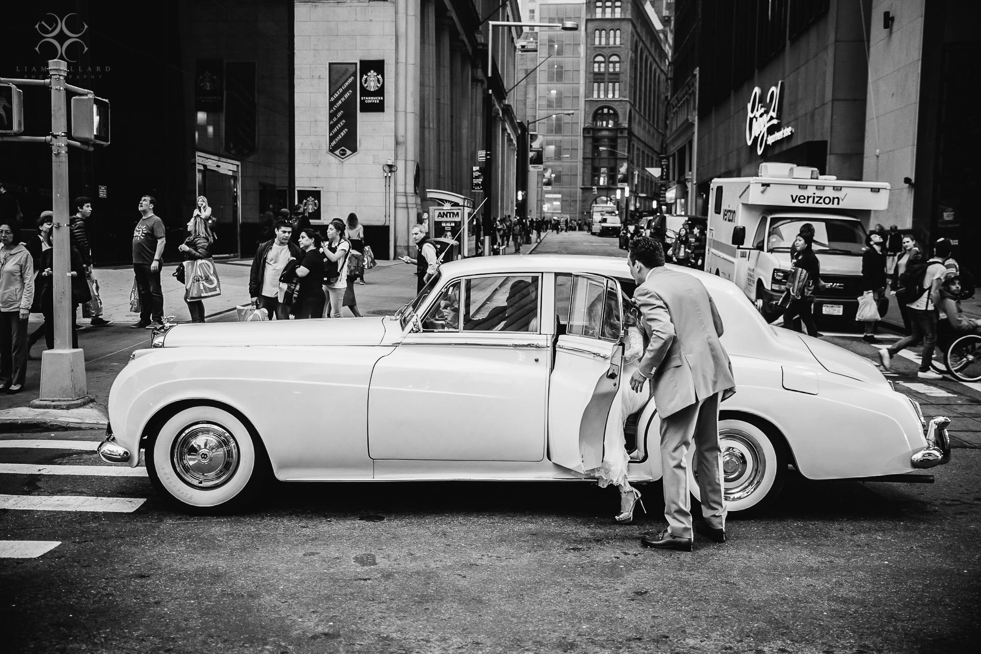 Ian and Cat's New York Wedding Photography 13