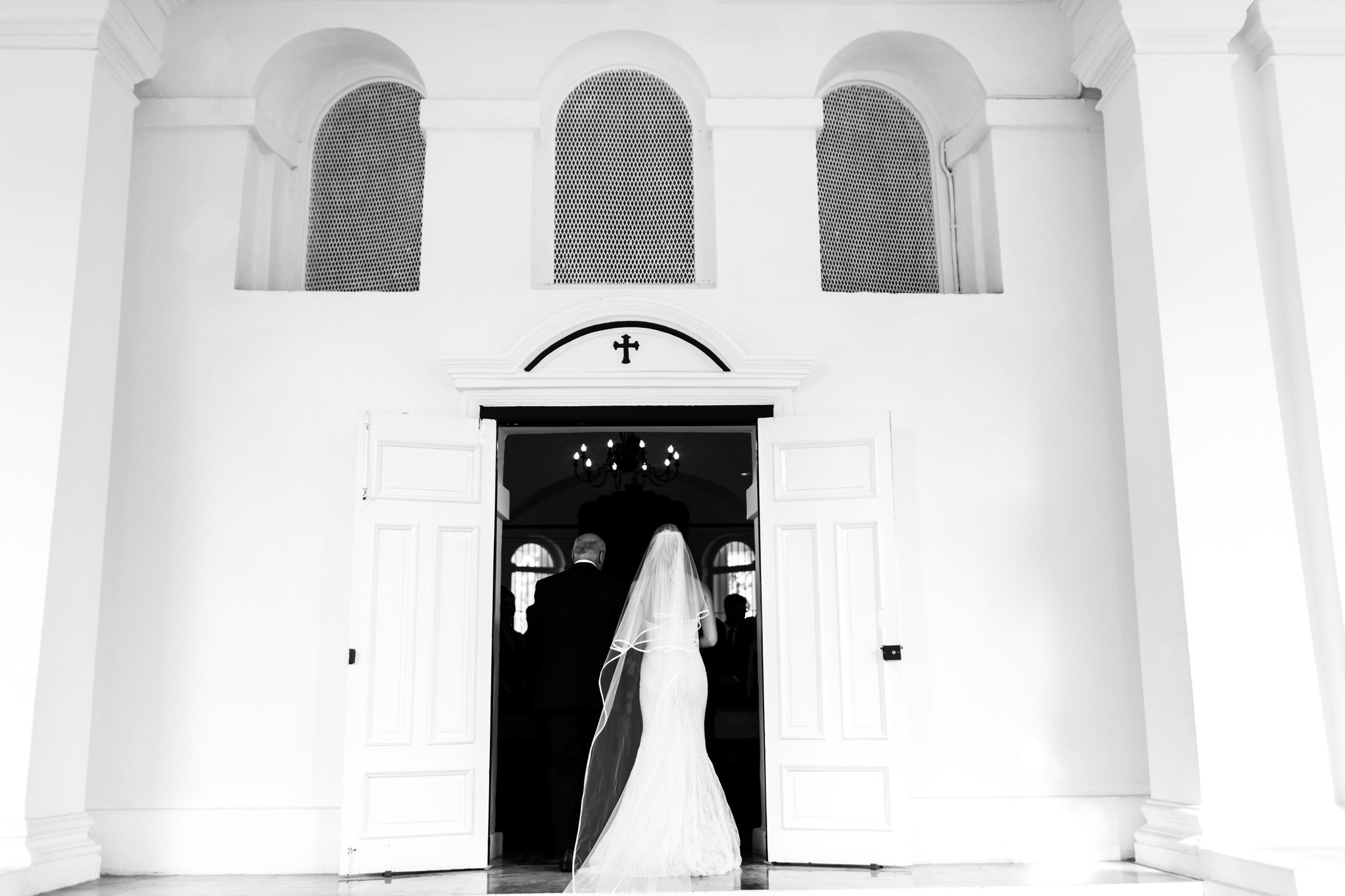 Raffles Wedding Photography