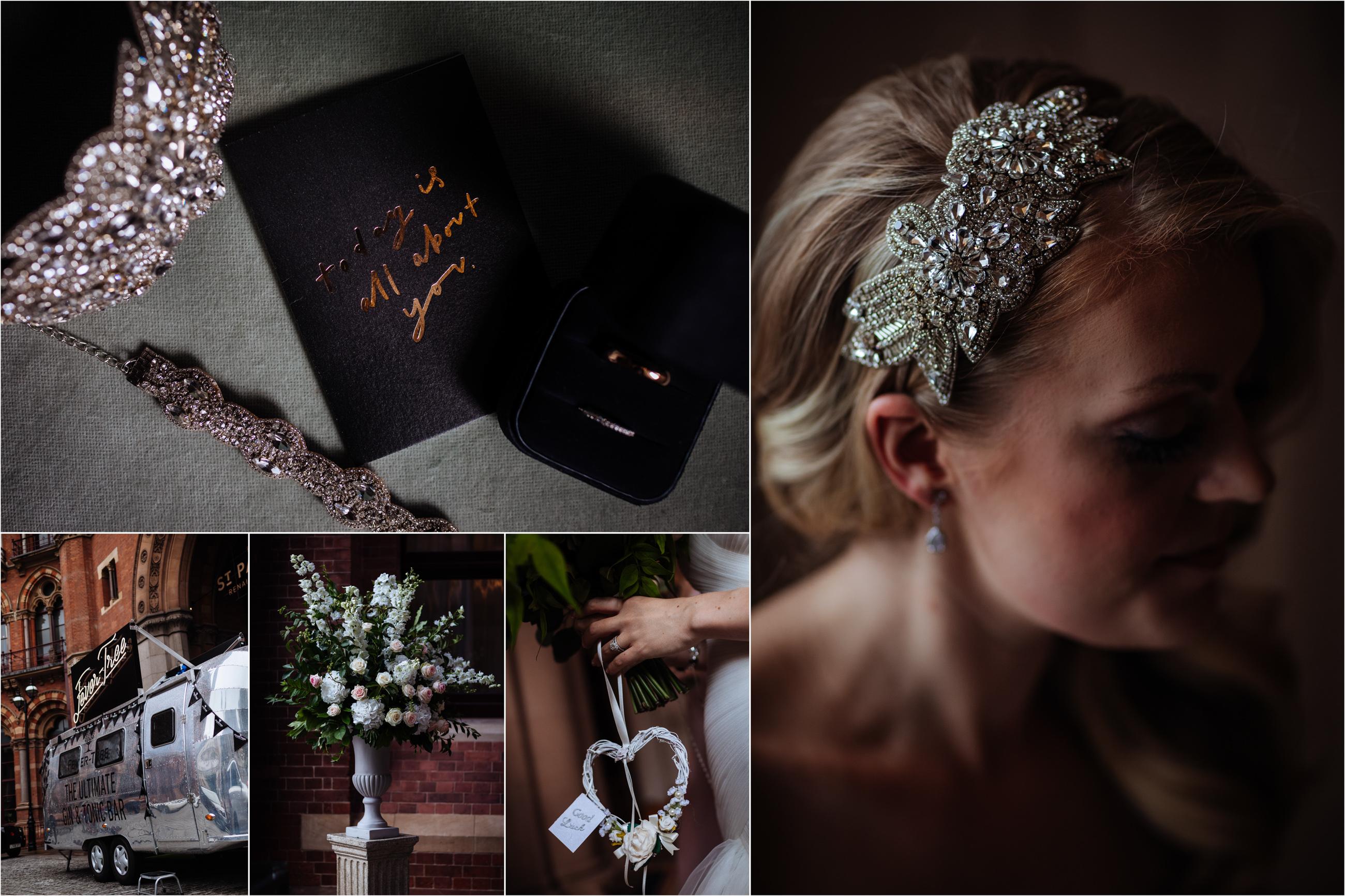wedding details by liam collard photography