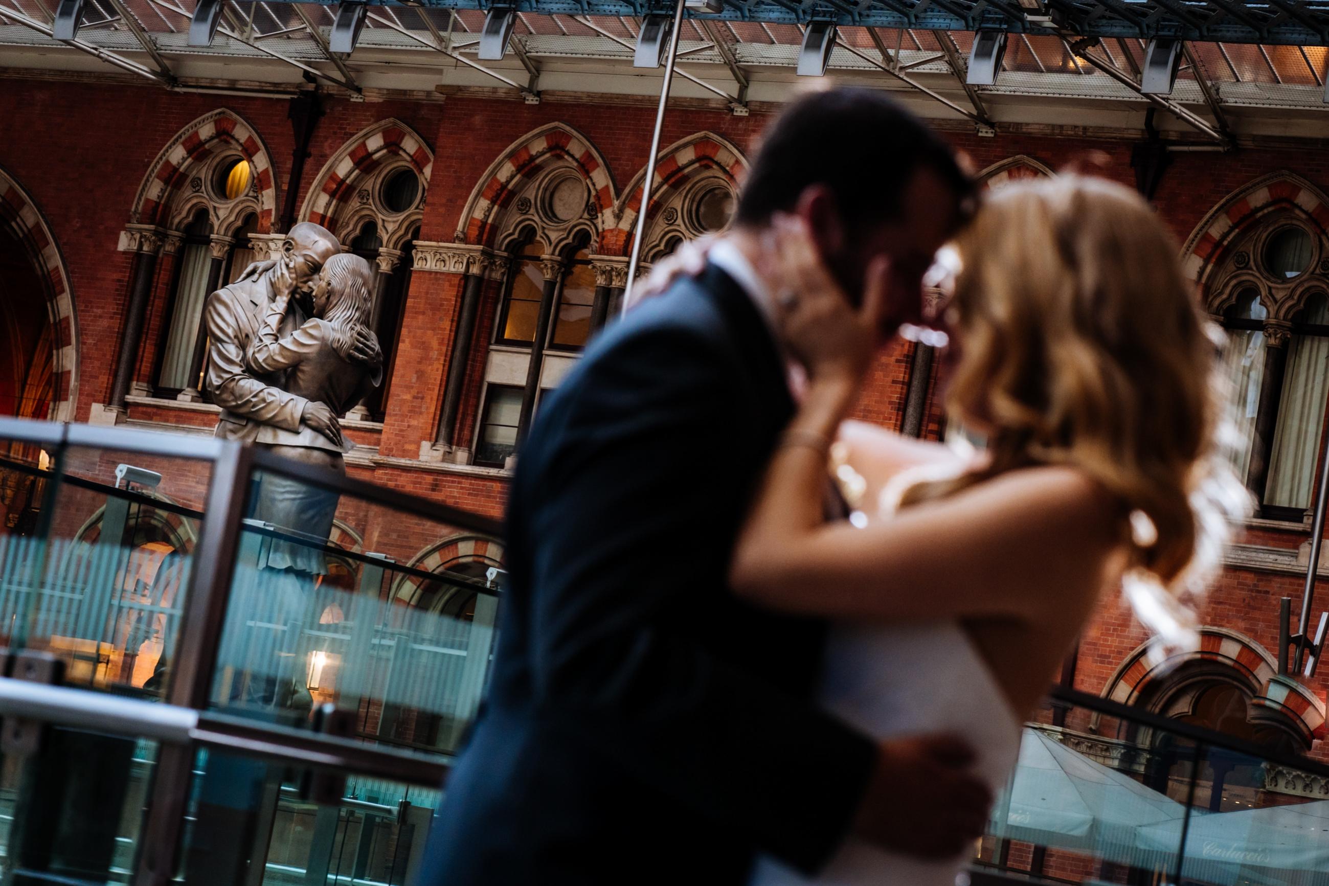 St. Pancras Renaissance Wedding