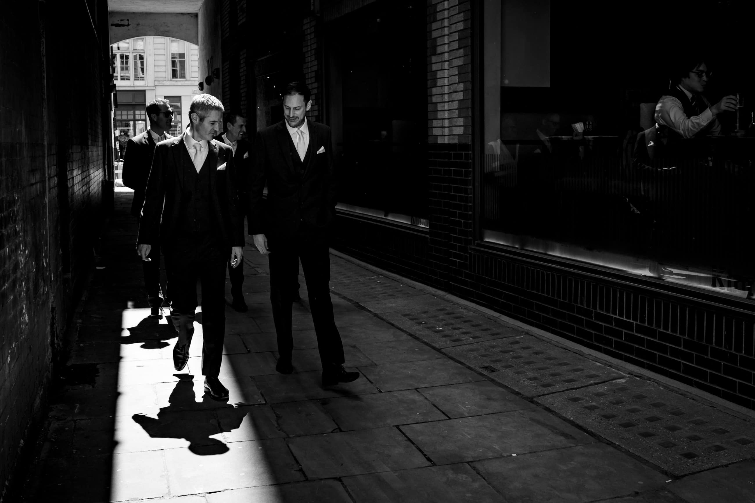 Groom and Groomsmen London
