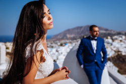 Wedding preparation Greece