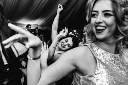 dancefloor wedding photos