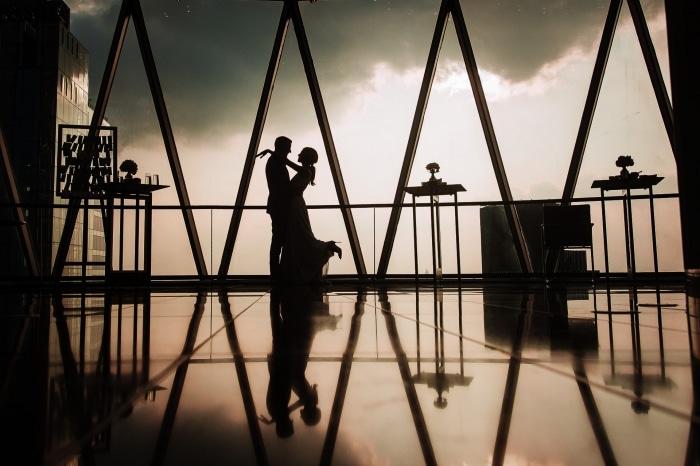 St Pancras Renaissance wedding photographer