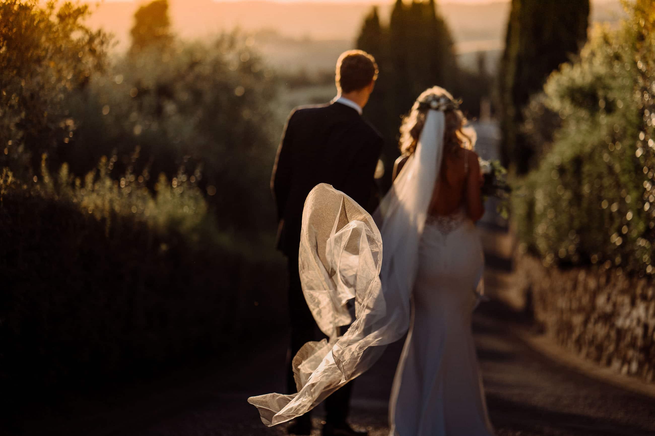 bridal veil italy