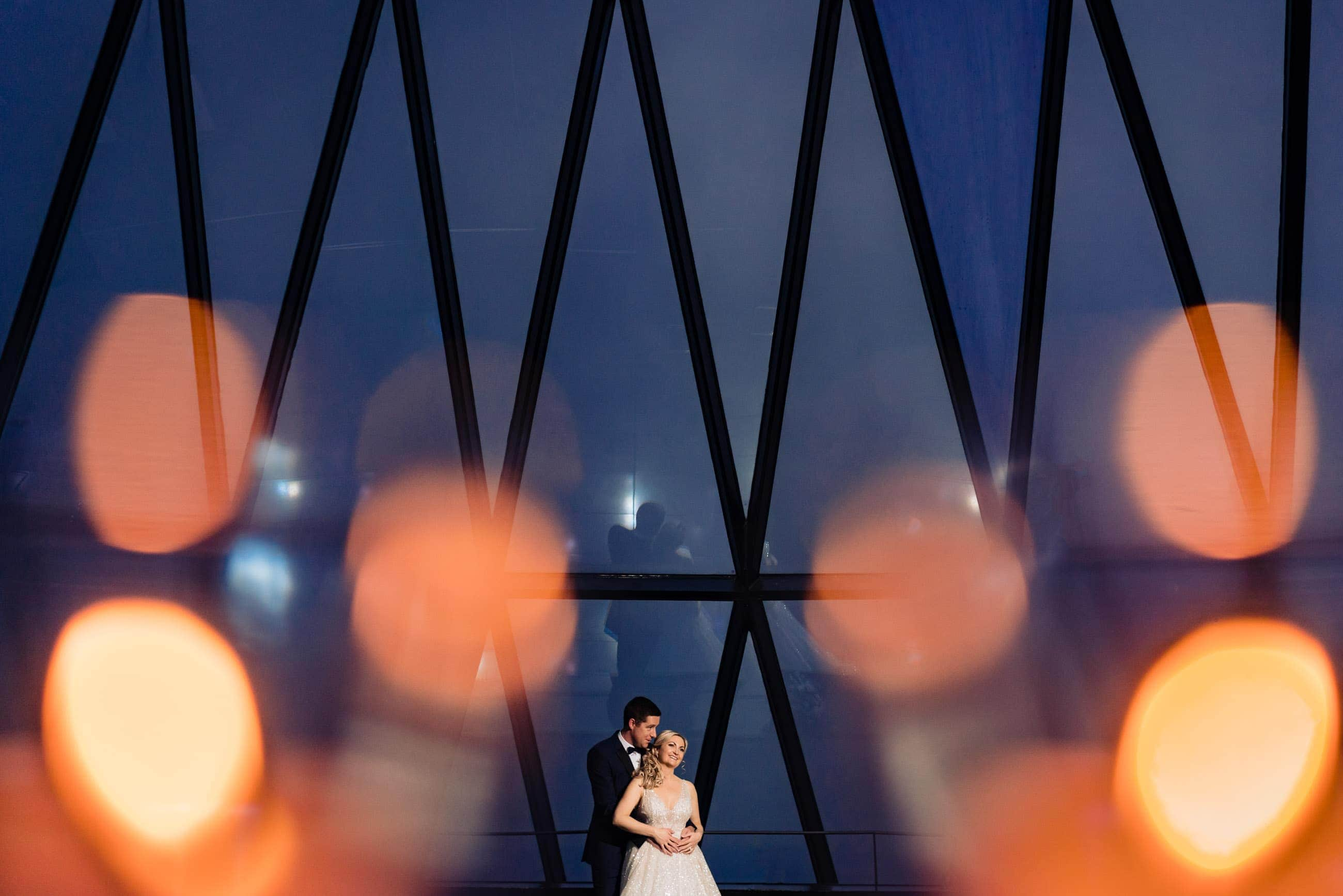 The Gherkin Wedding Photography