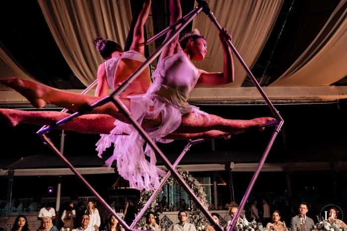 Wedding dancers entertainment