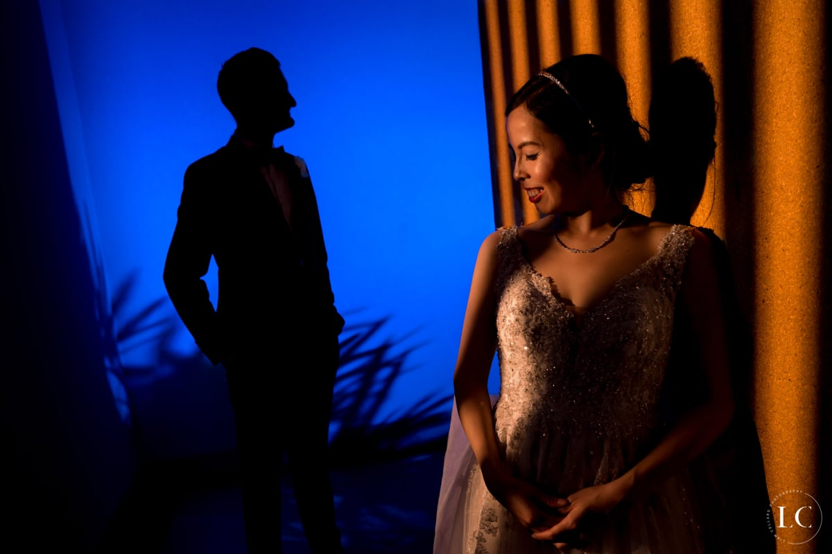 Sunny and Danno's Outstanding Wedding at Amatara Wellness Resort