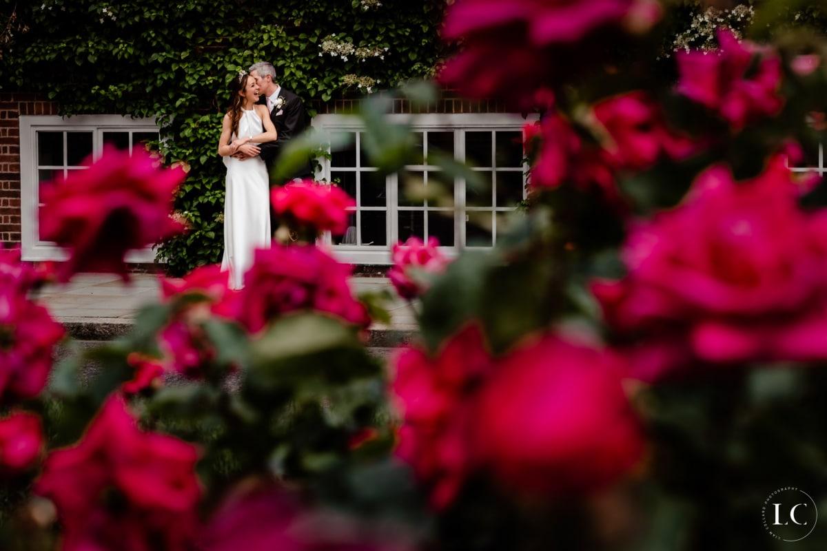 Jenny & Nick's Elegant Wedding at Gray's Inn, London