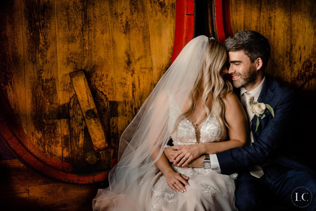 Vikki and Nick's Tuscan Wedding Magnificence