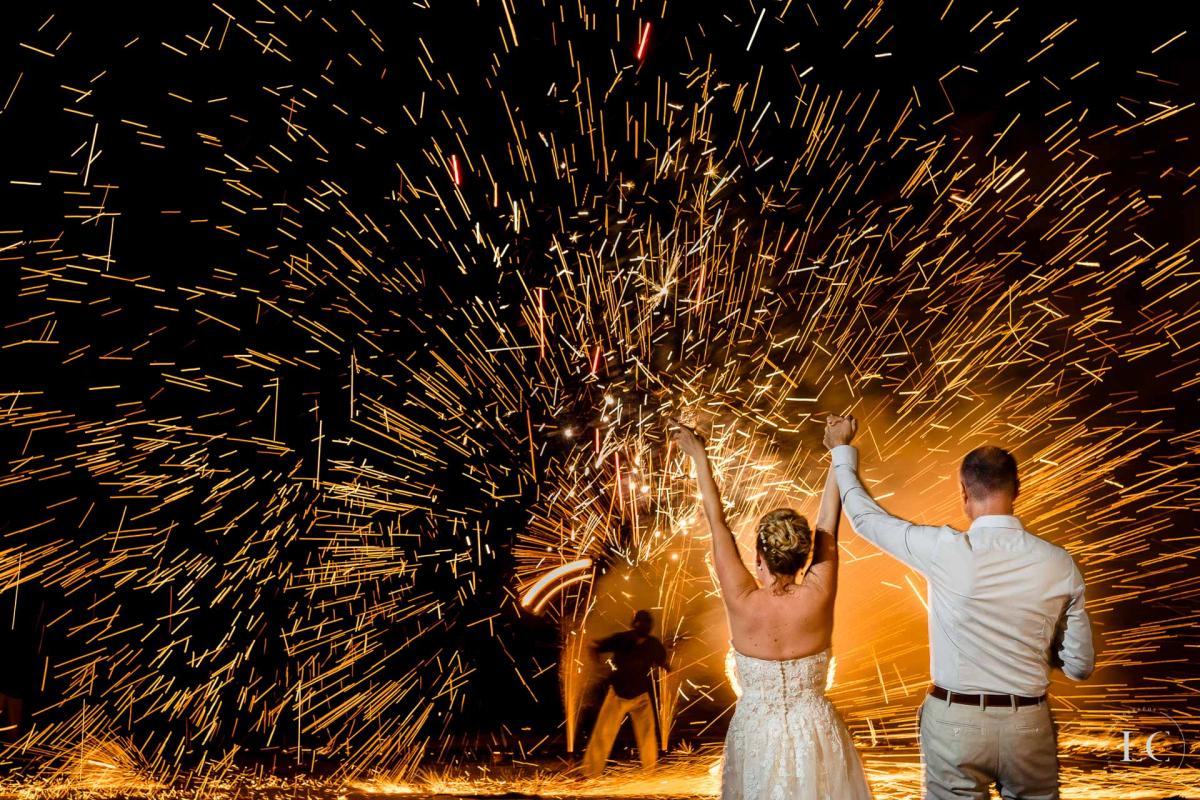 Chloe & Wayne's Picture-Perfect Wedding at Villa Kalyana in Koh Samui