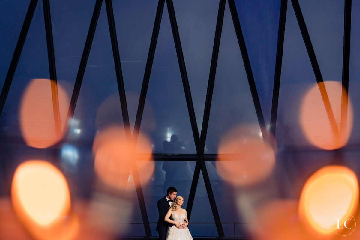 Experience Elegance and Luxury at a London Gherkin Wedding